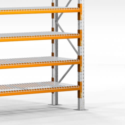 Dexion Shelving 3D & Animation