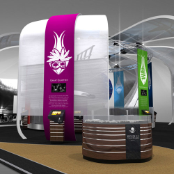 The Pearl Qatar Exhibition Space